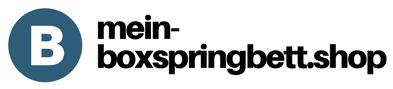 Boxspringbetten Online Shop